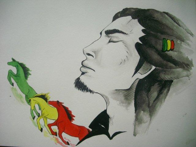 C tess dessins archive du blog rasta - Dessin de rasta ...